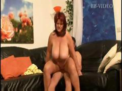Another Unknown Mature Lady Banged