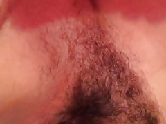 MY HAIRY PUSSY (TRIBUTES WELCOME)