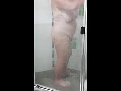 Fit together shower