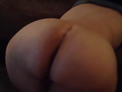 Bbw sexy spliced teasing ass