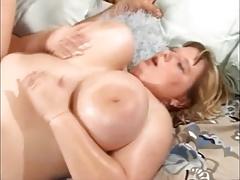 BBW Big Titty German getting Fucked