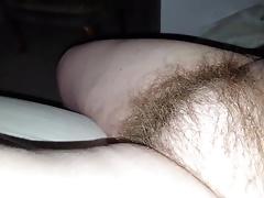 my wifes soft fleecy hairy pussy