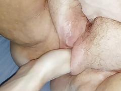 Fisting BBW tube